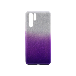 Huawei P30 Pro - Gumiran ovitek (TPUB) - vijolična