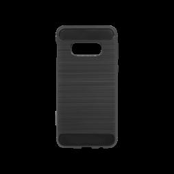 Samsung Galaxy S10e - Gumiran ovitek (TPU) - črn A-Type