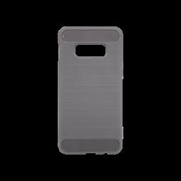 Samsung Galaxy S10e - Gumiran ovitek (TPU) - siv A-Type