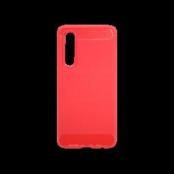 Huawei P30 - Gumiran ovitek (TPU) - rdeč A-Type