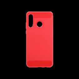 Huawei P30 Lite - Gumiran ovitek (TPU) - rdeč A-Type