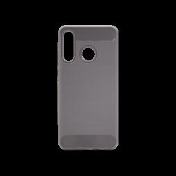 Huawei P30 Lite - Gumiran ovitek (TPU) - siv A-Type