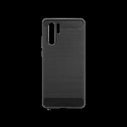 Huawei P30 Pro - Gumiran ovitek (TPU) - črn A-Type
