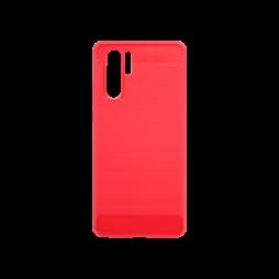 Huawei P30 Pro - Gumiran ovitek (TPU) - rdeč A-Type