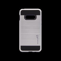 Samsung Galaxy S10e - Gumiran ovitek (ARM-01) - srebrn