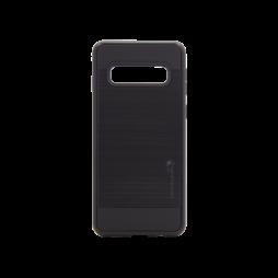 Samsung Galaxy S10 - Gumiran ovitek (ARM-01) - črn