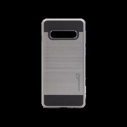 Samsung Galaxy S10 - Gumiran ovitek (ARM-01) - siv