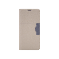 Samsung Galaxy S10e - Preklopna torbica (47G) - bež