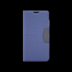 Huawei P30 - Preklopna torbica (47G) - modra