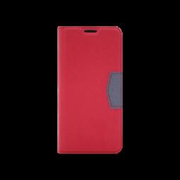 Huawei P30 - Preklopna torbica (47G) - rdeča