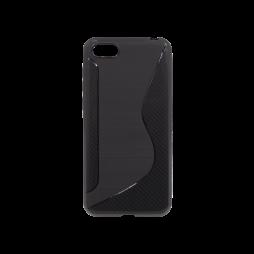 Huawei Honor 7s / Y5 (2018) - Gumiran ovitek (TPU) - črn CS-Type