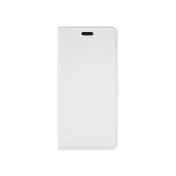 Huawei Honor 7s / Y5 (2018) - Preklopna torbica (WLG) - bela