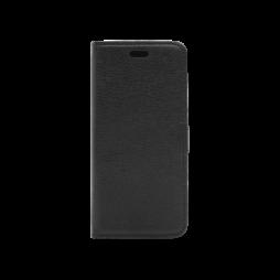 Huawei Honor 7s / Y5 (2018) - Preklopna torbica (WLG) - črna