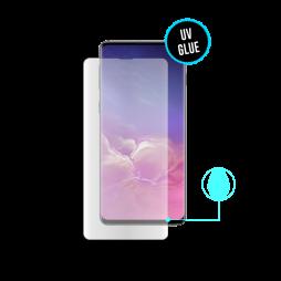 Samsung Galaxy S10 - Zaščitno steklo Excellence - z UV lepilom (0,20)