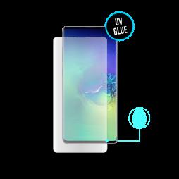 Samsung Galaxy S10+ - Zaščitno steklo Excellence - z UV lepilom (0,20)