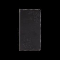 Samsung Galaxy S10e - Preklopna torbica (WLGO-Butterfly) - črna