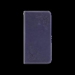 Samsung Galaxy S10e - Preklopna torbica (WLGO-Butterfly) - modra