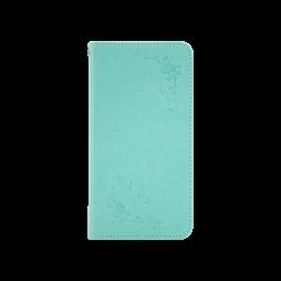 Samsung Galaxy S10e - Preklopna torbica (WLGO-Butterfly) - zelena