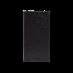 Samsung Galaxy S10 - Preklopna torbica (WLGO-Butterfly) - črna