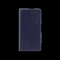 Samsung Galaxy S10+ - Preklopna torbica (WLGO-Butterfly) - modra