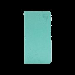 Samsung Galaxy S10+ - Preklopna torbica (WLGO-Butterfly) - zelena
