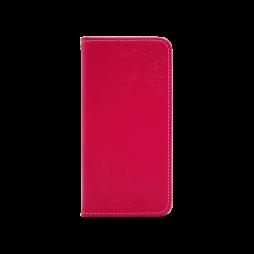 Huawei P30 - Preklopna torbica (WLGO-Butterfly) - rdeča