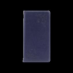 Huawei P30 Pro - Preklopna torbica (WLGO-Butterfly) - modra
