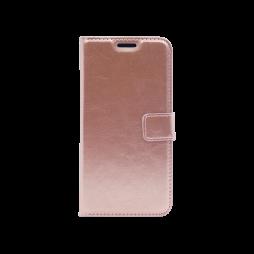 Huawei P Smart (2019) / Honor 10 Lite - Preklopna torbica (WLC) - roza-zlata