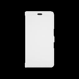 Nokia 3.1 Plus - Preklopna torbica (WLG) - bela