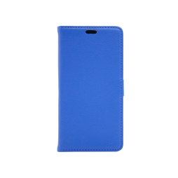 Nokia 3.1 Plus - Preklopna torbica (WLG) - modra