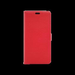 Nokia 3.1 Plus - Preklopna torbica (WLG) - rdeča