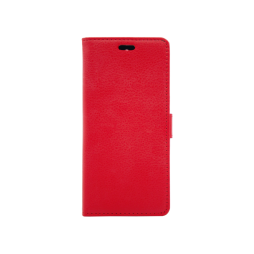 Nokia 5.1 - Preklopna torbica (WLG) - rdeča