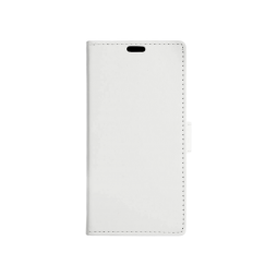 Nokia 5.1 Plus - Preklopna torbica (WLG) - bela