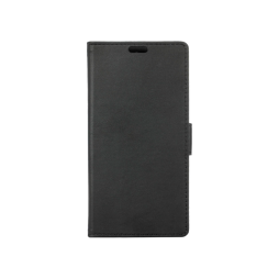 Nokia 5.1 Plus - Preklopna torbica (WLG) - črna