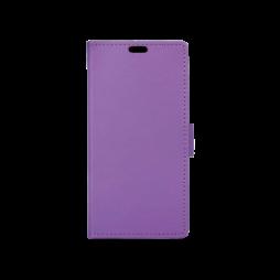 Nokia 5.1 Plus - Preklopna torbica (WLG) - vijolična