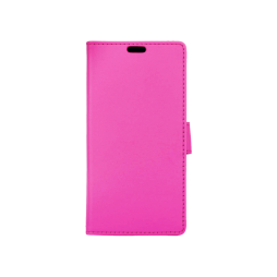 Nokia 7.1 - Preklopna torbica (WLG) - roza