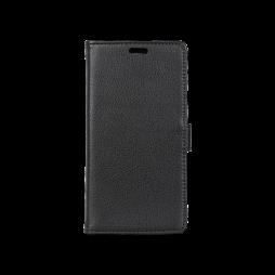 Huawei Y7 Prime (2019) / Y7 (2019) - Preklopna torbica (WLG) - črna