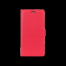 Huawei Y7 Prime (2019) / Y7 (2019) - Preklopna torbica (WLG) - rdeča
