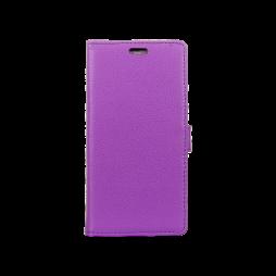 Huawei Y7 Prime (2019) / Y7 (2019) - Preklopna torbica (WLG) - vijolična