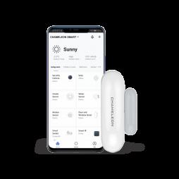 Pametni dom - Pametni senzor za okna in vrata - Chameleon Smart Home