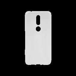 Nokia 7.1 - Gumiran ovitek (TPU) - prosojen svetleč