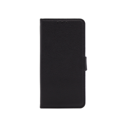 Samsung Galaxy A20 / A30 - Preklopna torbica (WLG) - črna