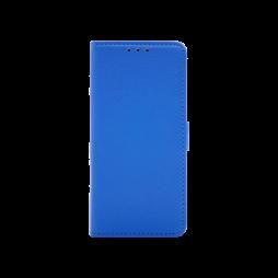 Samsung Galaxy A20 / A30 - Preklopna torbica (WLG) - modra
