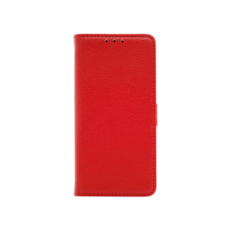 Samsung Galaxy A20 / A30 - Preklopna torbica (WLG) - rdeča