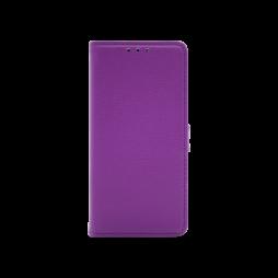 Samsung Galaxy A20 / A30 - Preklopna torbica (WLG) - vijolična