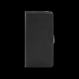 Samsung Galaxy A70 - Preklopna torbica (WLG) - črna