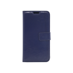 Samsung Galaxy A20 / A30 - Preklopna torbica (WLC) - temno modra