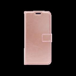 Samsung Galaxy A70 - Preklopna torbica (WLC) - roza-zlata
