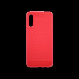 Samsung Galaxy A70 - Gumiran ovitek (TPU) - rdeč A-Type