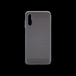 Samsung Galaxy A70 - Gumiran ovitek (TPU) - siv A-Type